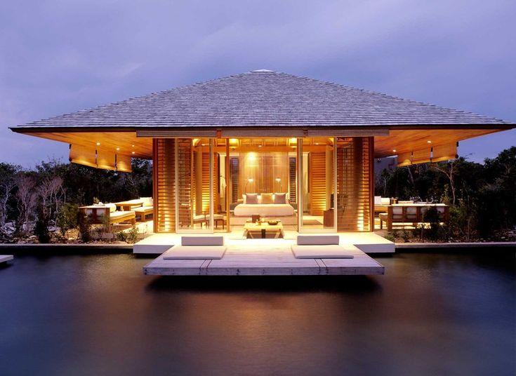 The World's Dreamiest Honeymoon Suites | Best Honeymoon Hotel Rooms & Suites | Best Places for Honeymoon | Amanyara