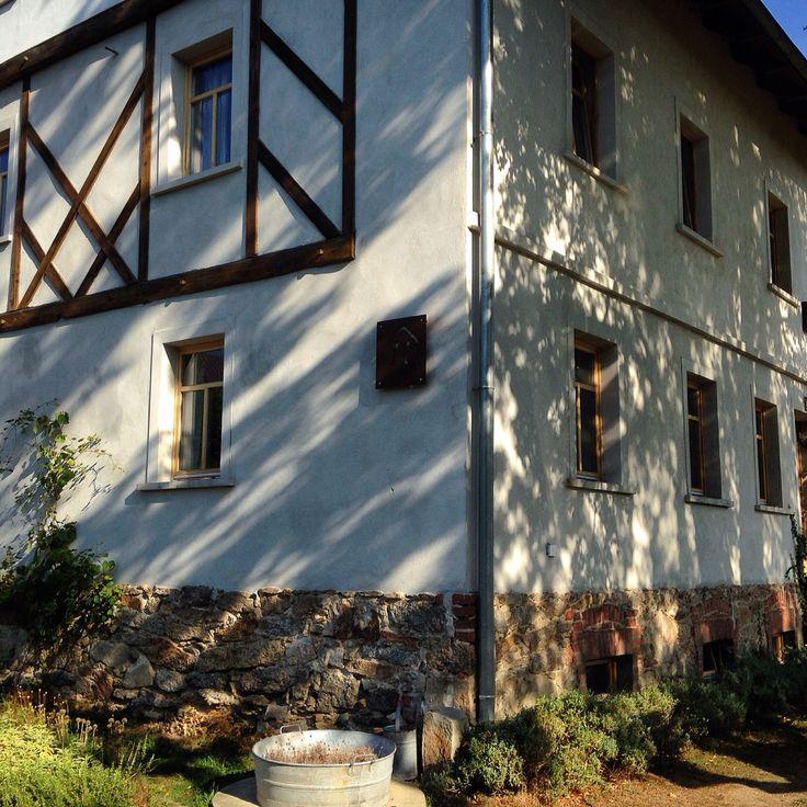 Dom malowany lipą