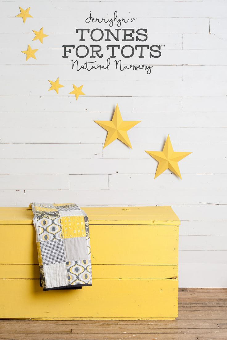 Little Star Jennylyn's Natural Nursery Tones for Tots This punchy yellow adds a large dose of sunshine to any piece. This great pop of colour is as vibrant as a summer day, and quickly becomes the centre of attention. http://fusionmineralpaint.com/products/tones-for-tots/