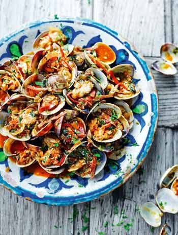 161 best cuisine espagnole images on pinterest cooking recipes best ever spanish tapas recipes food slideshows good food channel forumfinder Image collections