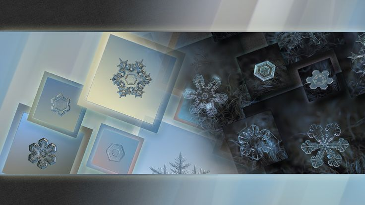 Yet another snowflake wallpaper. This is 16:9 variant.  Variants for all screen sizes and proportions available in blog.  Prints: Artist website | RedBubble.com  All snowflake photos available in blog. Interested how these images are made? Check out detailed article: snowflake macro photography!  Need my photos for commercial use? Please mail me: chaoticmind75@gmail.com