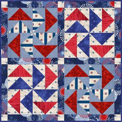 Dutchman S Puzzle Fun Block Quilt Of Valor
