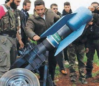 Image result for al-Nusra Front chemical gas