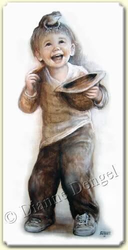 Image detail for -Dianne Dengel Paintings :: Boy & Frog picture by Ran87dle ...