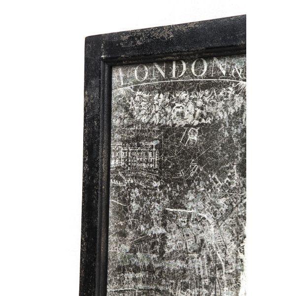 Πίνακας Big Ben 145x100 Πίνακας που απεικονίζει το Big Ben του Λονδίνου, με βάση από MDF και πλαίσιο από ξύλο έλατου.