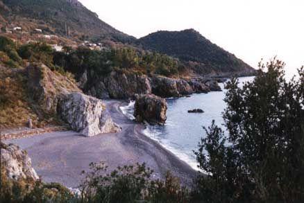 Terrazza sul mare - Maratea