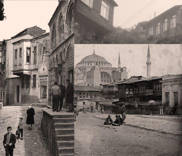 Το εντυπωσιακό ταξίδι μέσα στο χρόνο έκανε ένας λάτρης της Πόλης, ο Θοδωρής Μπουφίδης, οποίος Περισσότερα