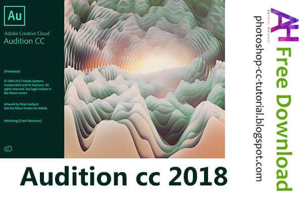 adobe audition cc 2018 crack file download