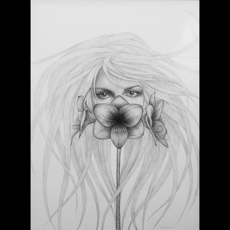 Alexandrin Has A Studio In Philadelphia Continuing To Expand Her Artwork Drawings Tell Stories Of Women Empowerment Aesthetic Beauty And Inner