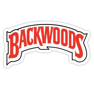 'Backwoods Cigar' Sticker by Broken Concrete in 2020