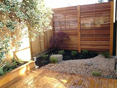 Privacy screen side caps Decks and Outdoors Pinterest