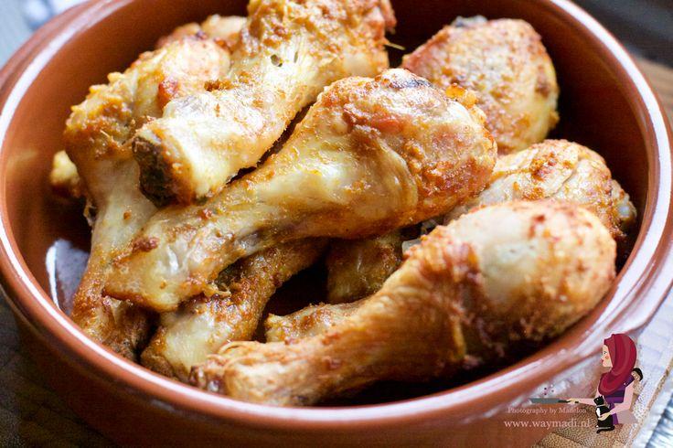 Crispy kip masala. Heerlijk voor in de biryani of om zo te eten met een lekkere salade en rijst. Mijn recept is geschikt voor Airfryer en normale frituur.