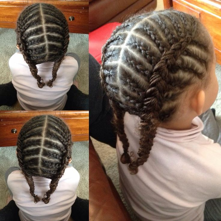 hairstyles kids boys