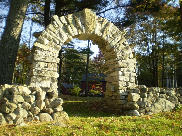 Maine Stonework, Masonry, Hardscaping | Perennial Stone | Dry ...