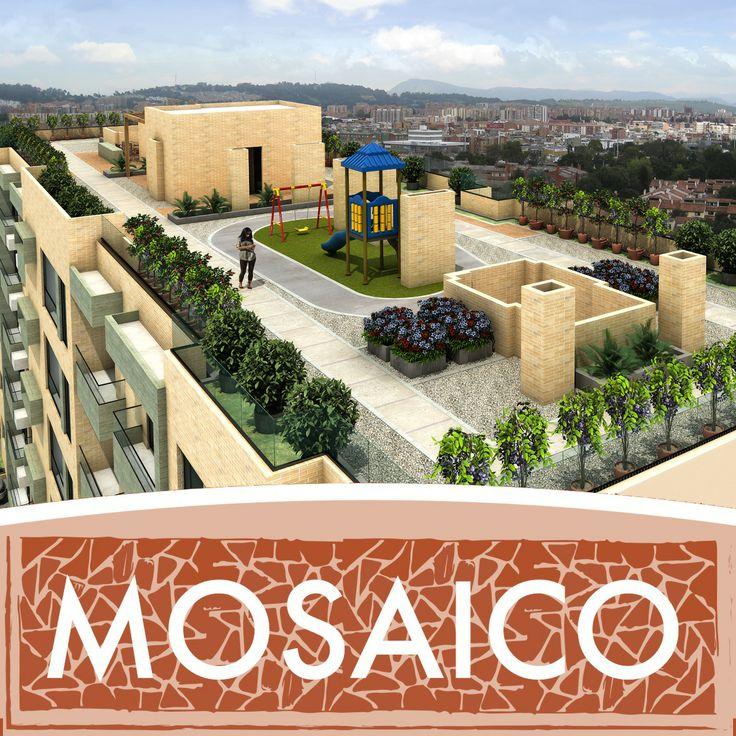 Cra. 7b # 124-55  Te presentamos el proyecto Mosaico, un espacio de área vital. En Mosaico nos inspiramos en tu estilo de vida, ya que cuentas con una excelente ubicación en un sector que te ofrece todo lo que necesitas, amplias áreas, zonas sociales y excelentes acabados. Un proyecto diseñado con tu bienestar en mente.
