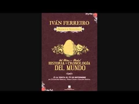 """Iván Ferreiro presenta su trabajo """"Val Miñor-Madrid, Historia y Cronología del Mundo"""", con nuevos temas, después del repaso a su carrera que supuso su anterior álbum. Sus nuevas canciones han sido grabadas en los estudios Blind Records de Barcelona, con su banda habitual y con la producción de Ricky Falkner."""