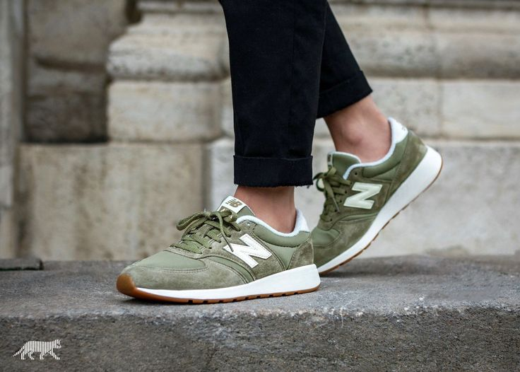 new balance forest green 420