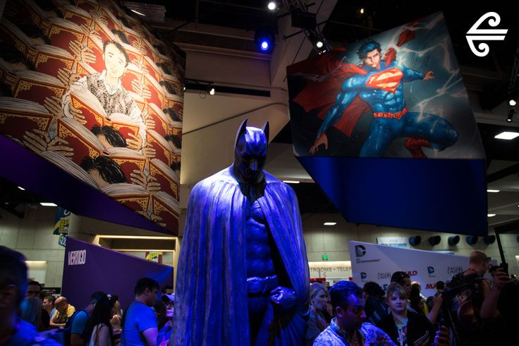 Comic-Con International 2014 #AirNZ #Comic-Con #SanDiego #Batman