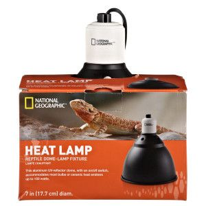 National Geographic Reptile Heat Lamp Bulbs Reptile Heat Lamp Heat Lamps Lamp Bulb