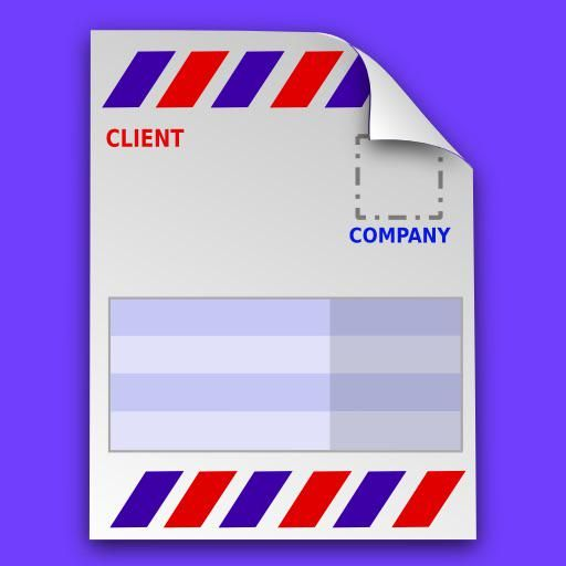 type 2 sheet of invoice suite iPhone #smallbiz #entrepreneur http://aspiringapps.com/htmltopdf?fname=07LKIOD1J9TSW2MAY6UP …