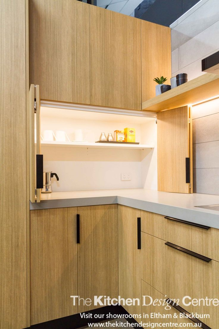 Mid century modern transitional kitchen atlanta by beauti faux - Laminex Design Hub Have Sponsored This Kitchen To Create A Natural Theme Using Warm Timber Colours