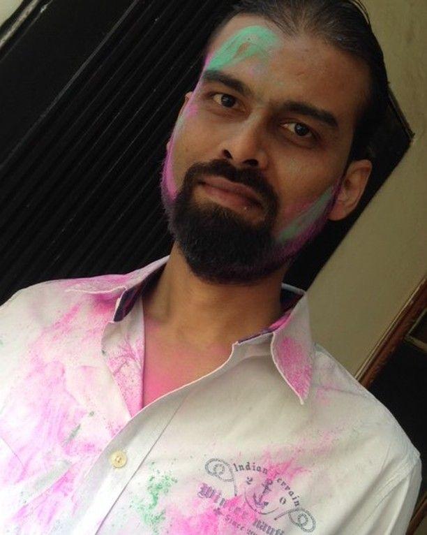 Happy Holi  #instapics #instadelhi #iphonography #igindia