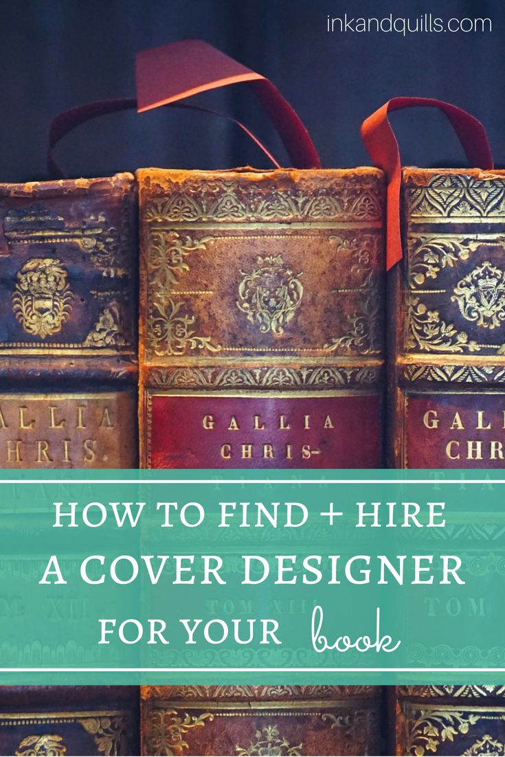 One of the most important parts of self-publishing is making sure your book has a gorgeous cover. Here's what you need to know about finding and working with a cover designer!