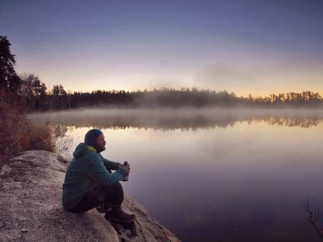 The Slow Way in Boundary Waters