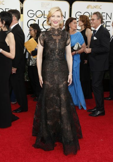 Cate Blanchett: Gorgeous lace