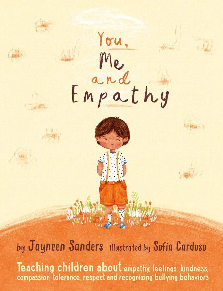 'You, Me and Empathy' text by Jayneen Sanders, illustrations by Sofia Cardoso amzn.to/2tqh4lT #empathy #kidlitart #kidlit #childrensbooks