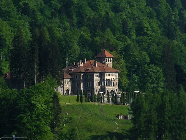 Cantacuzino Castle is situated in Bușteni , Romania, in Zamora street. The building, whose construction works were completed in 1911, was conducted by the architect Gregory Cerchez at the request of Prince George Grigore Cantacuzino. The Castle belonged to the family Cantacuzino until nationalization of 1948, then became a sanatorium for the Ministry of Internal Affair. Now it is a museum.