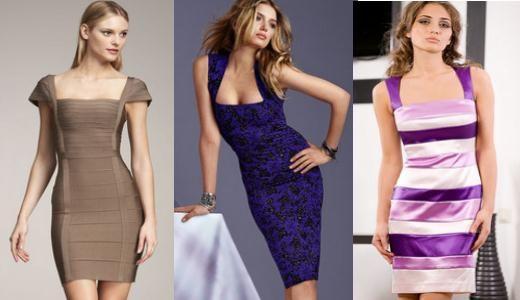 Как сшить платье с вырезом на спине