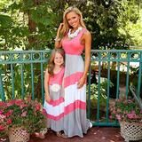 Sweet maxi dresses for you and your princess to match! Get yours at MissThrifty right here: https://missthrifty.myshopify.com/products/mother-and-daughter-matching-maxi-dresses PLUS GET FREE SHIPPING!