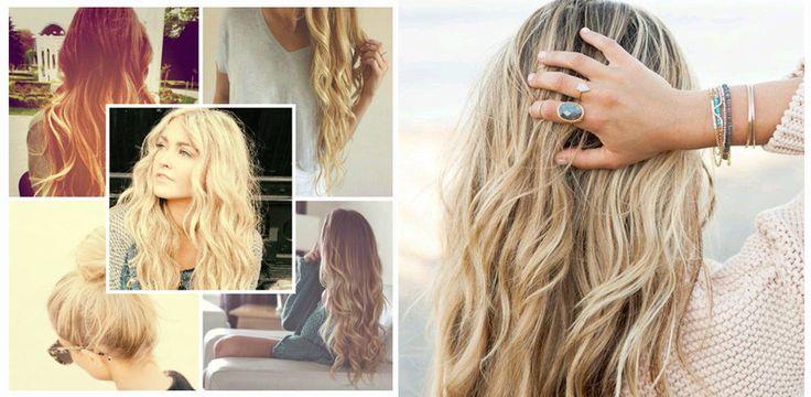 Te superłatwe (i tanie, a do tego EKO) fryzury zrobisz bez użycia lokówki, prostownicy, suszarki lub innych źródeł ciepła. Nie...