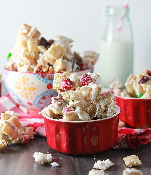 Holiday Chex Mix Recipe | Quick Dish Recipes