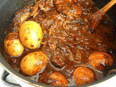 Doro-wot - Ethiopian Food - Ethiopian Food Recipes