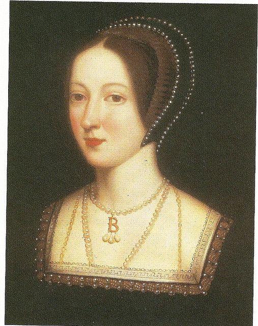 Anne Boleyn - Hever Castle portrait by rosewithoutathorn84, via Flickr