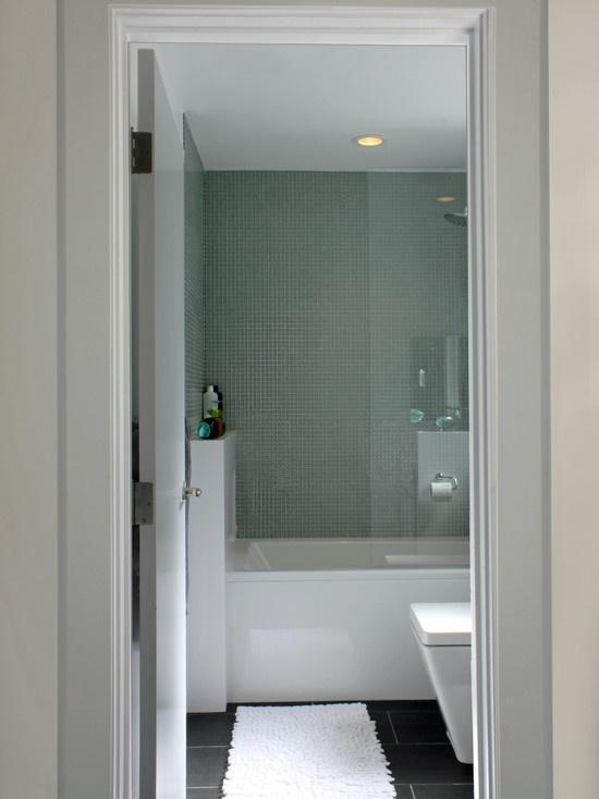 modern bathroom ceramic tile chrome eichler bathroom design pictures remodel decor