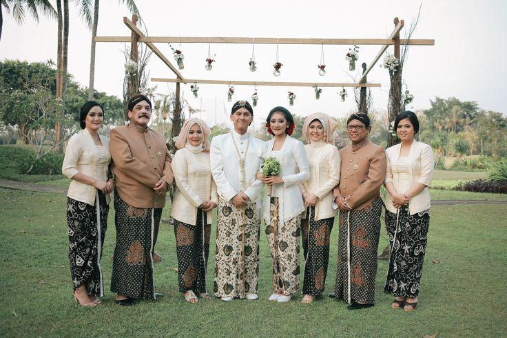 Pernikahan Bertema Rustic di Hyatt Regency Yogyakarta -