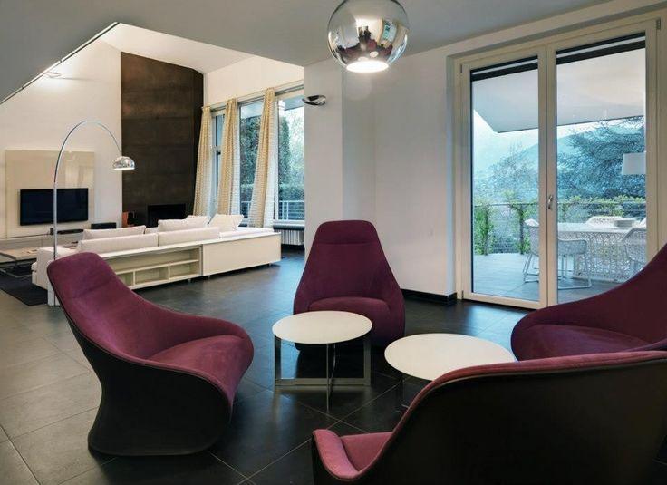 Private Villa am Comer See-Studio Marco Piva Interieur zeitgenössischen design erstaunlich anzeigen schönes Interieur Design minimalistisch eleganten Kunst Display modernes Design Traum zuhause Eleganz Geschmack