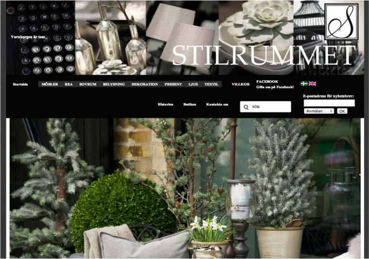 The blogger of Stilrummet is very successful in social media. Here you have her story about it.