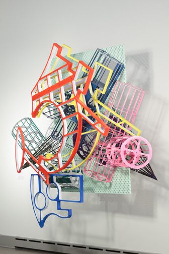 frank stella sculpture - Google Search