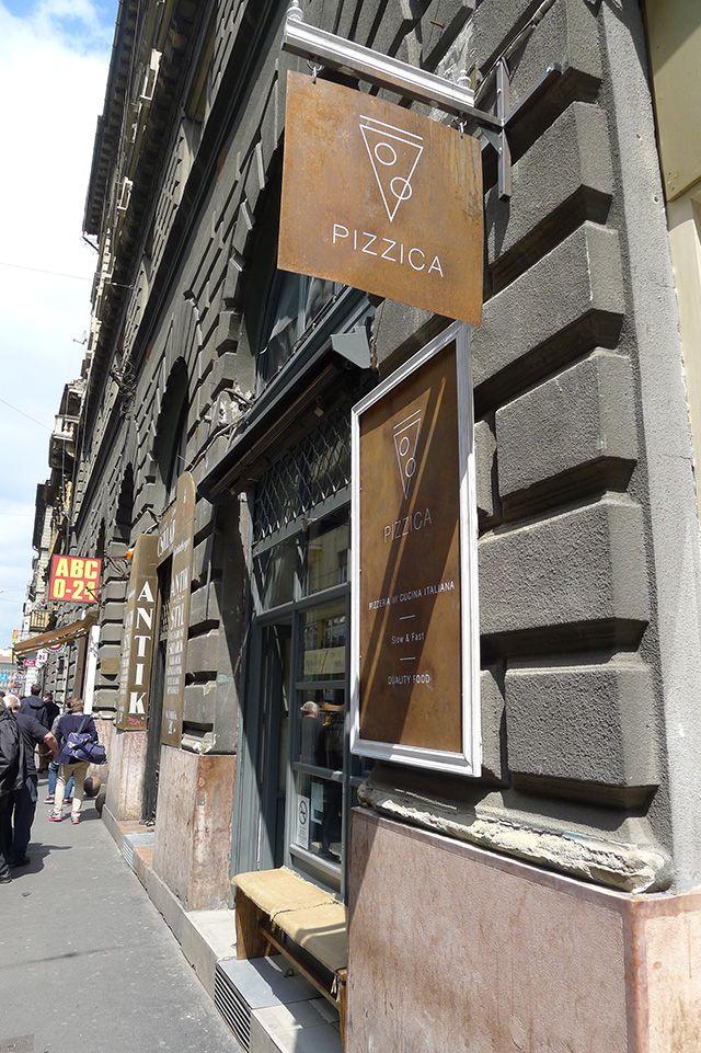 Pizzica Pizza Cím: 1065 Budapest, Nagymező utca 21. Nyitva:  Hétfő - Csütörtök: 11:00 - 00:00 Péntek - Szombat: 11:00 - 3:00