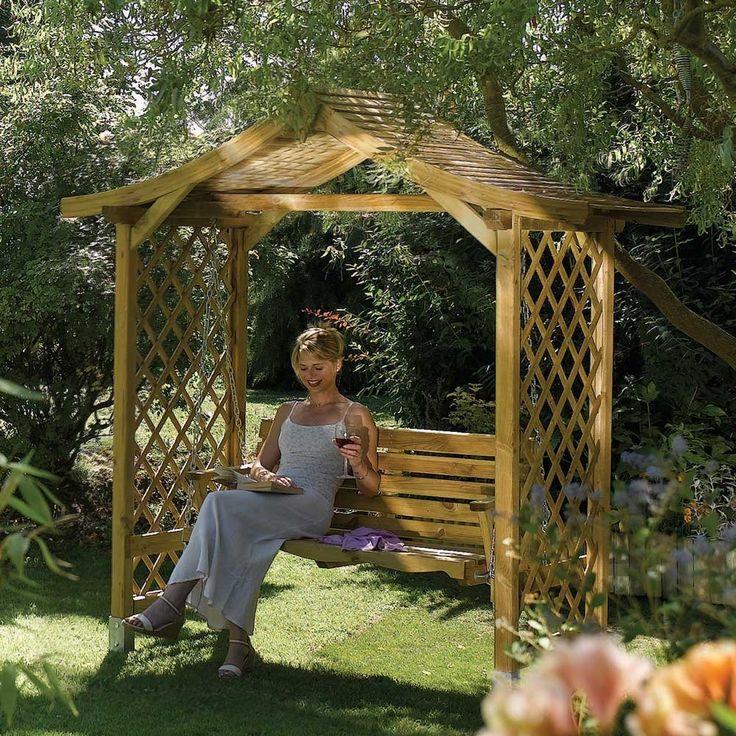 Garden Swings For Adults: #Garden #Swing #Seats For #Adult
