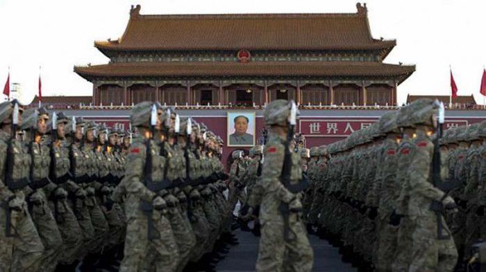 En el desfile, primero de su tipo en China para celebrar esta efeméride, se evidenció el respeto a la historia y el amor a la paz de la gran nación asiática
