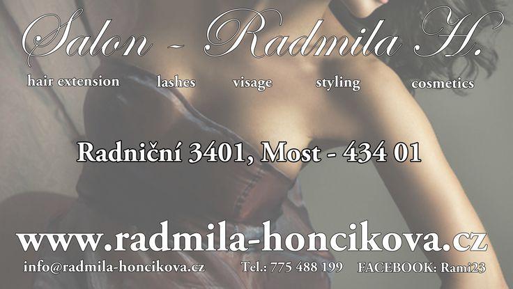 http://www.radmila-honcikova.cz/