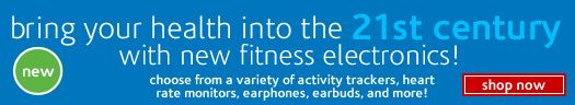 Introducing Fitness Electronics at the Vitamin Shoppe