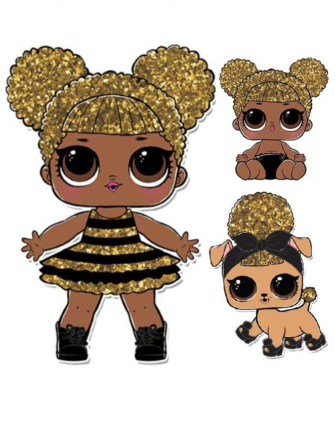 Bee Queen Boneca Lol Surpresa Bonecas Bee