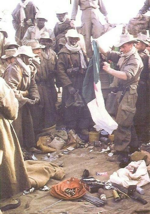 french decolonization conflict in algeria A timeline of the algerian war of independence from french colonization to the end of the battle of algiers.
