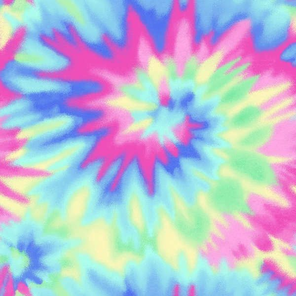 Pastel tie dye flannel fabric blue green yellow pink purple aqua liked on - Tie and dye colore ...